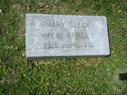 Mary <i>Steck</i> Brammer