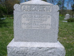 Frances A. <i>McCreary</i> Andrew