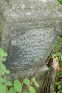 Thomas E Allen