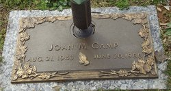 Joan Carolyn <i>Morris</i> Camp