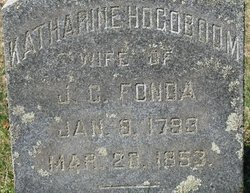 Katharine <i>Hogoboom</i> Fonda