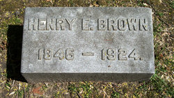 Henry E Brown