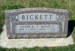 Marie Nettie <i>Rosenberry</i> Bickett