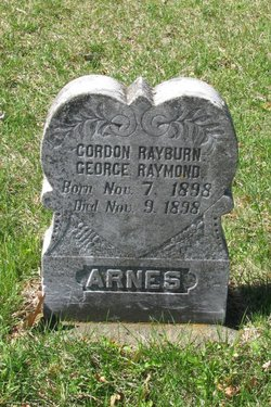 Gordon Rayburn Arnes