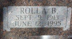 Rolla Bartholomew Ackerman