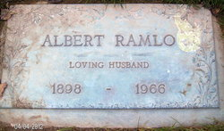 Albert Ramlo