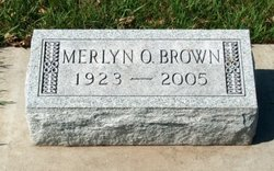 Merlyn O. Brown