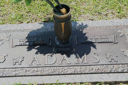 Lucille L <i>Bell</i> Adams