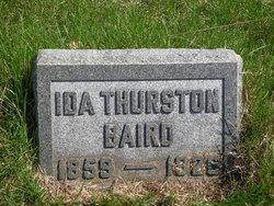 Ida <i>Thurston</i> Baird