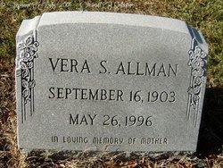 Vera <i>Sides</i> Allman