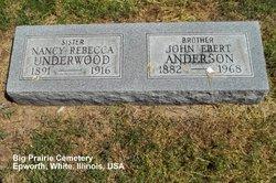 John Ebert Anderson