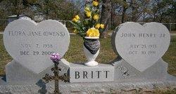 John Henry Britt, Jr