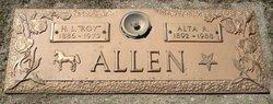 Alta R Allen