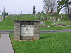 Nickelsville Baptist Church Cemetery