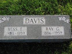 Bessie Bess <i>Fagan</i> Davis