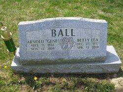 Betty Lea <i>McNeely</i> Ball