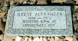 Ileese <i>Campbell</i> Alexander