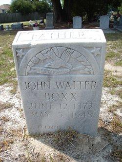 John Walter Boxx