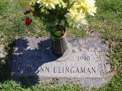 Joann Clingaman