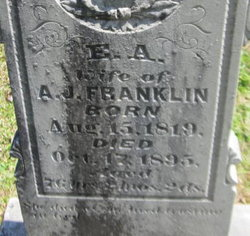 E. A. Franklin