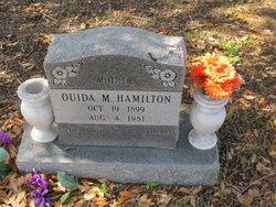 Ouida Maude <i>Pharr</i> Hamilton