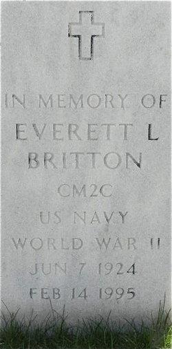 Everett L Britton