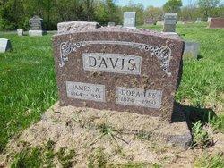 Dora Lee <i>Perry</i> Davis
