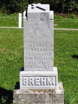 Ann <i>Redmond</i> Brehm