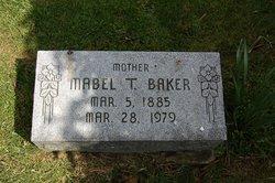 Mabel Theresa <i>Barr</i> Baker