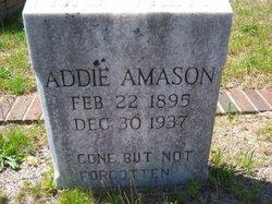 Addie Wakely <i>Fowler</i> Amason