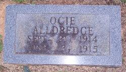 Ocie Alldredge