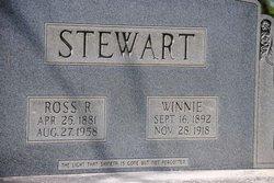 Winnie Mae <i>Brent</i> Stewart