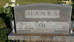 Merle Hanks