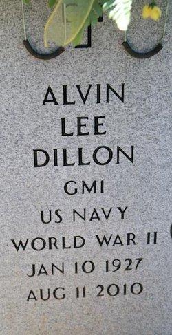Alvin Lee Dillon