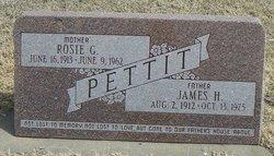 James Henry Pettit