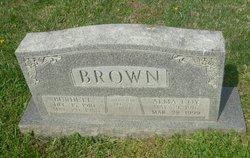 Mrs Alma Lee <i>Coy</i> Brown