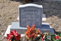 Corina D Andrews