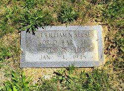 Sgt William Nubert Kelsey