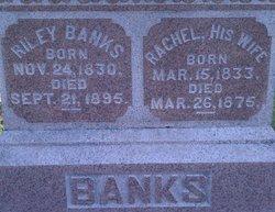 Rachel <i>Howland</i> Banks