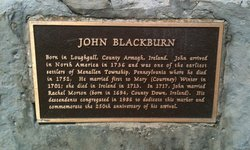 John Blackburn, Sr