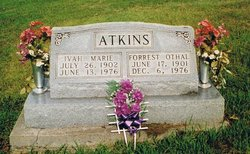 Ivah Marie <i>McConnell</i> Atkins