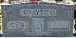 Garry Lee Crayton