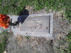 Edna Lois Dois <i>Bell</i> Myatt