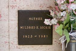 Mildred <i>Edison</i> Dickie