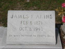 James F Akins