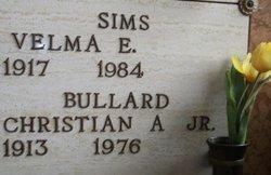 Christian Alfred Bullard, Jr