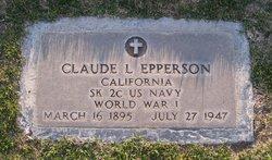 Claude Leroy Epperson