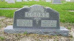 Wesley Emmett Cooke