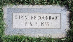 Christine Coonradt