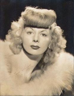 Ruth Cora Dude <i>Lewis</i> Perdew